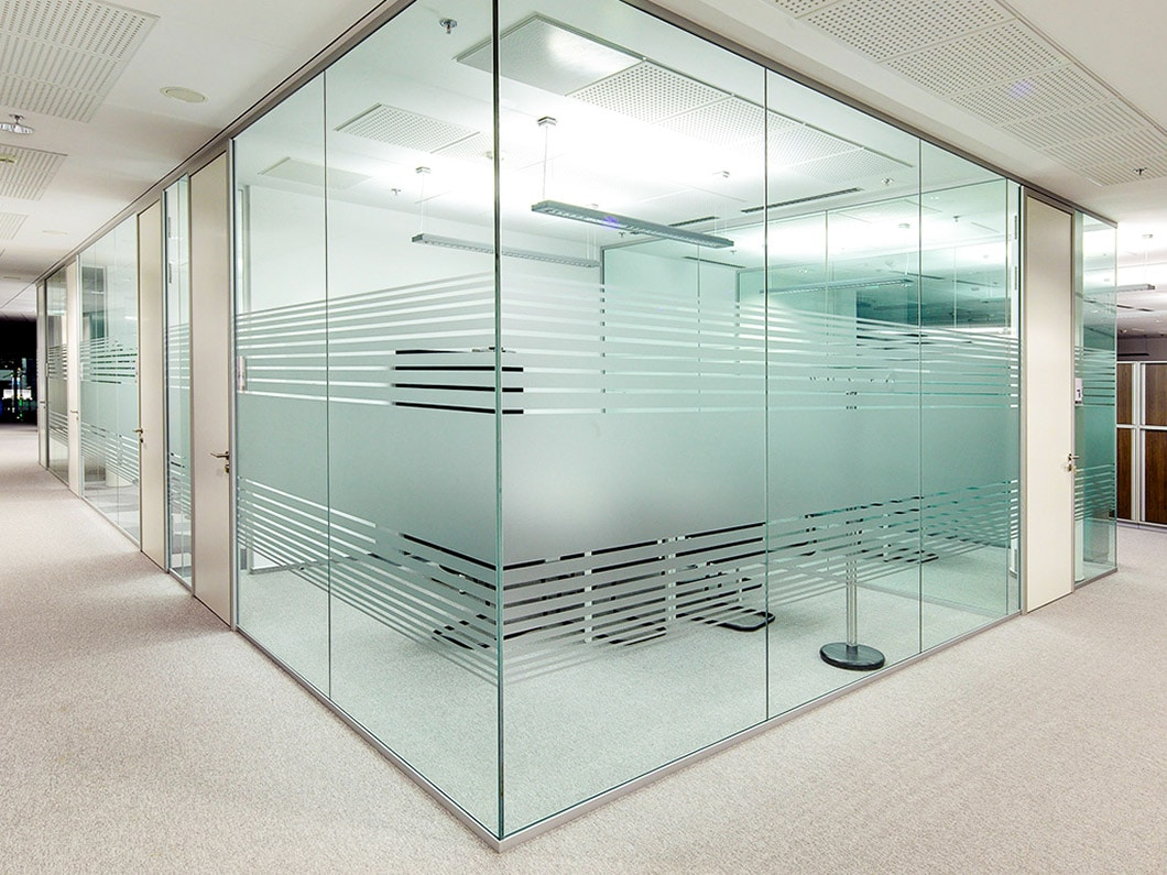Staklene pregrade - Glass wall systems