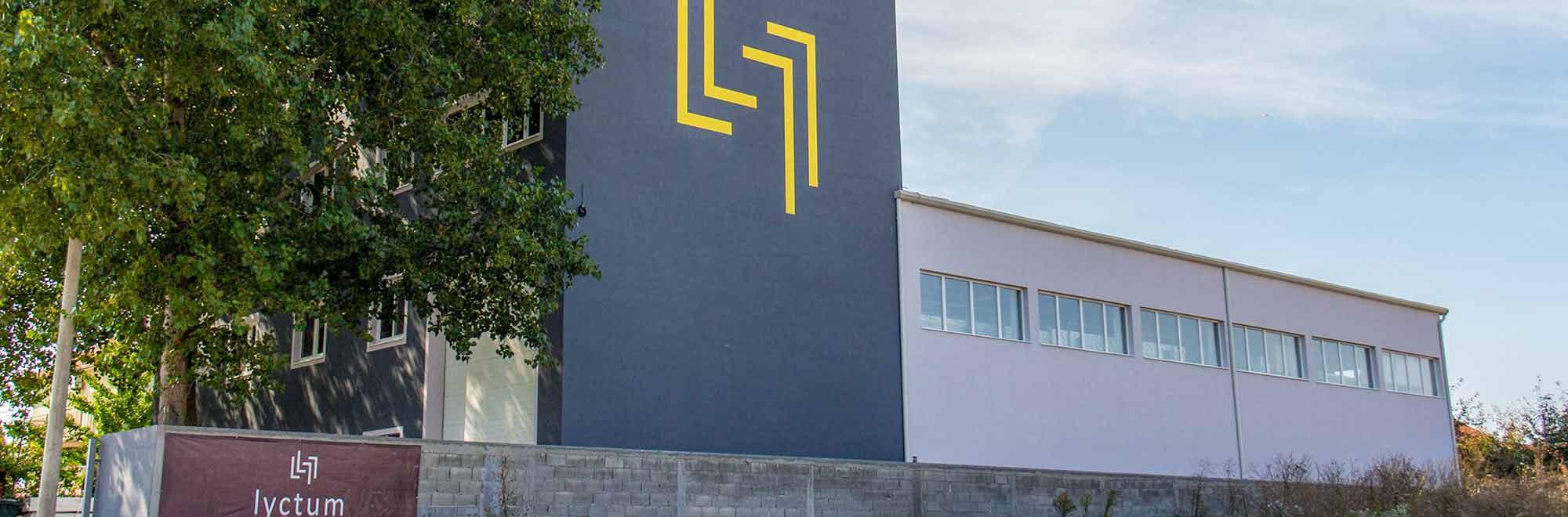 Spoljašnji izgled lyctum zgrade