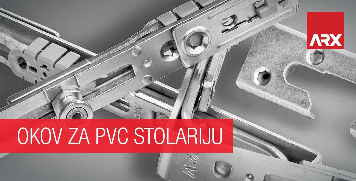ARX okov za PVC stolariju