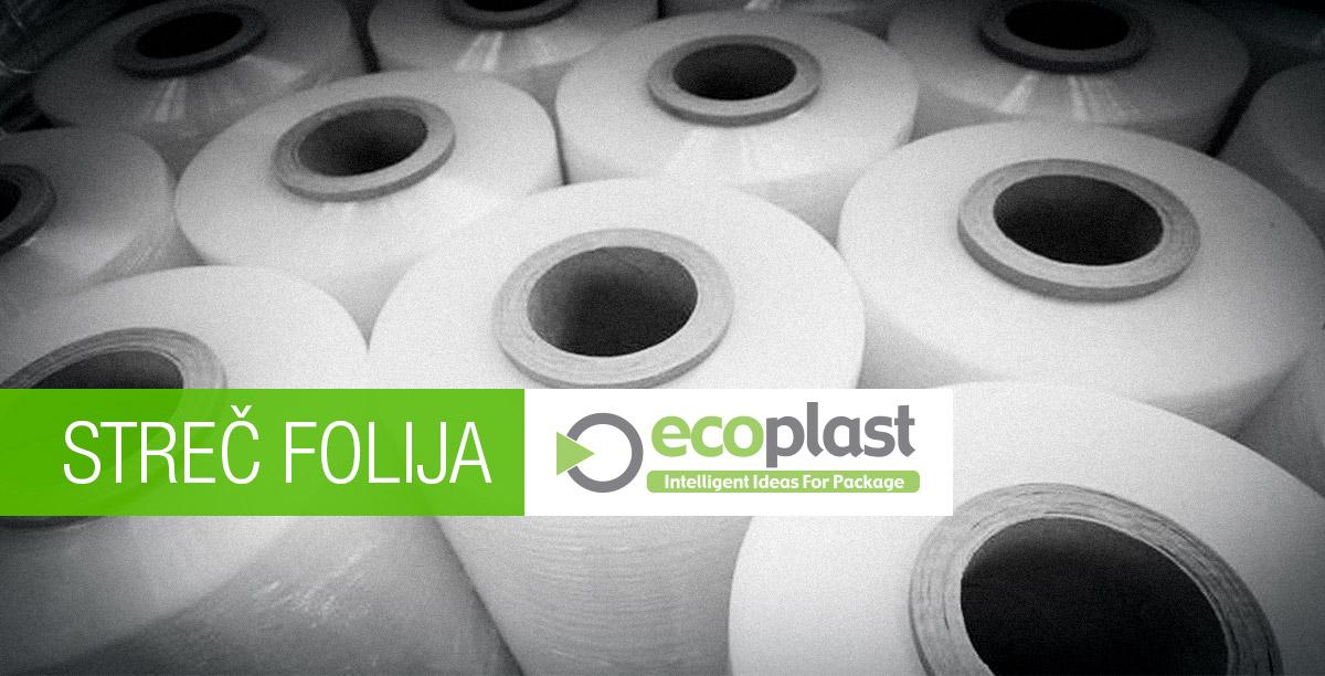 Ecoplast streš folija