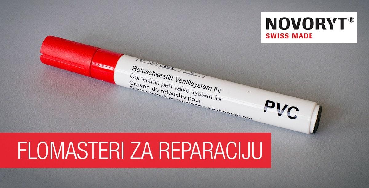 Flomasteri za reparaciju