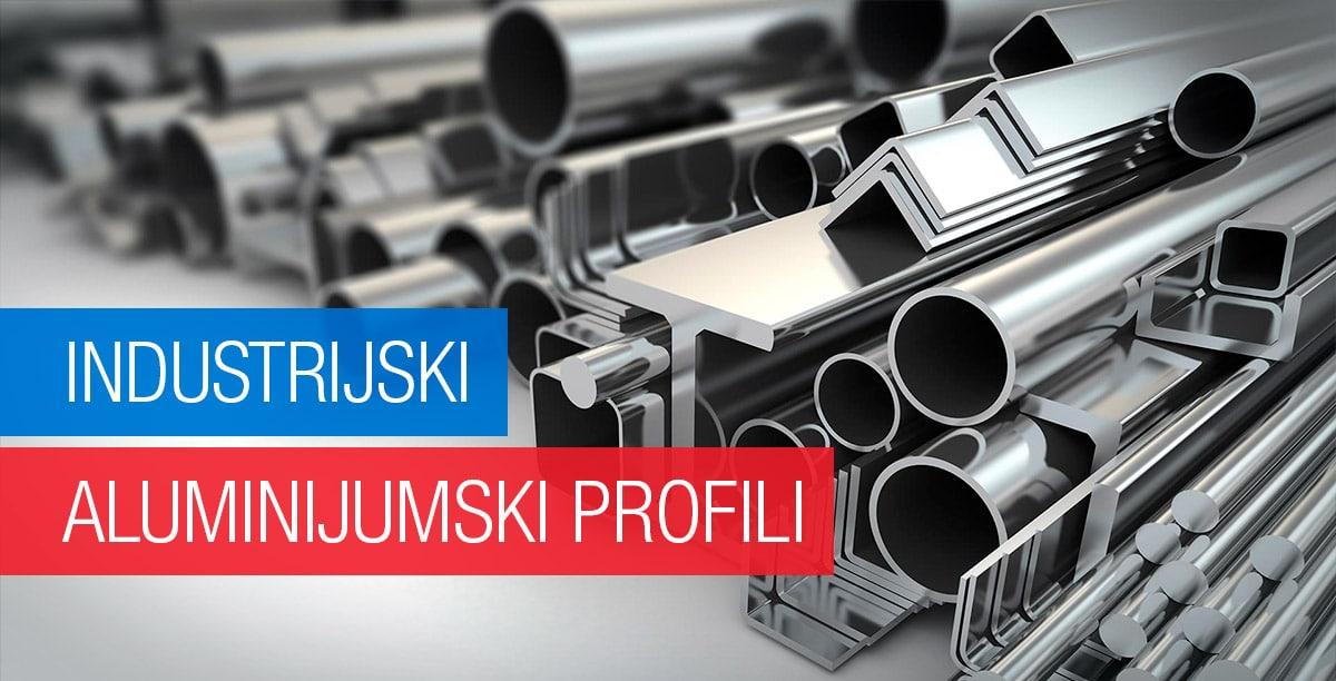 Industrijski aluminijumski profili
