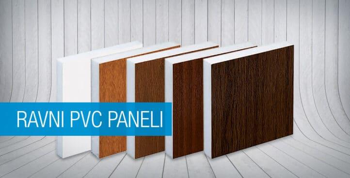 Ravni PVC paneli