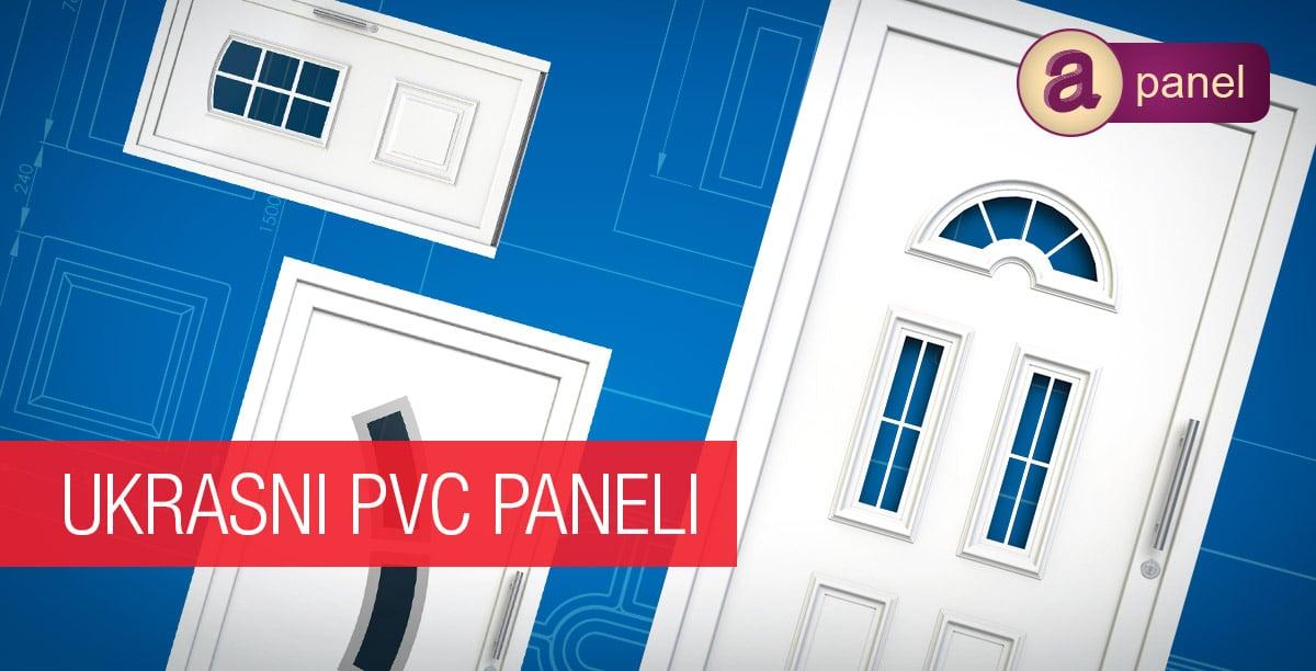 Ukrasni PVC paneli