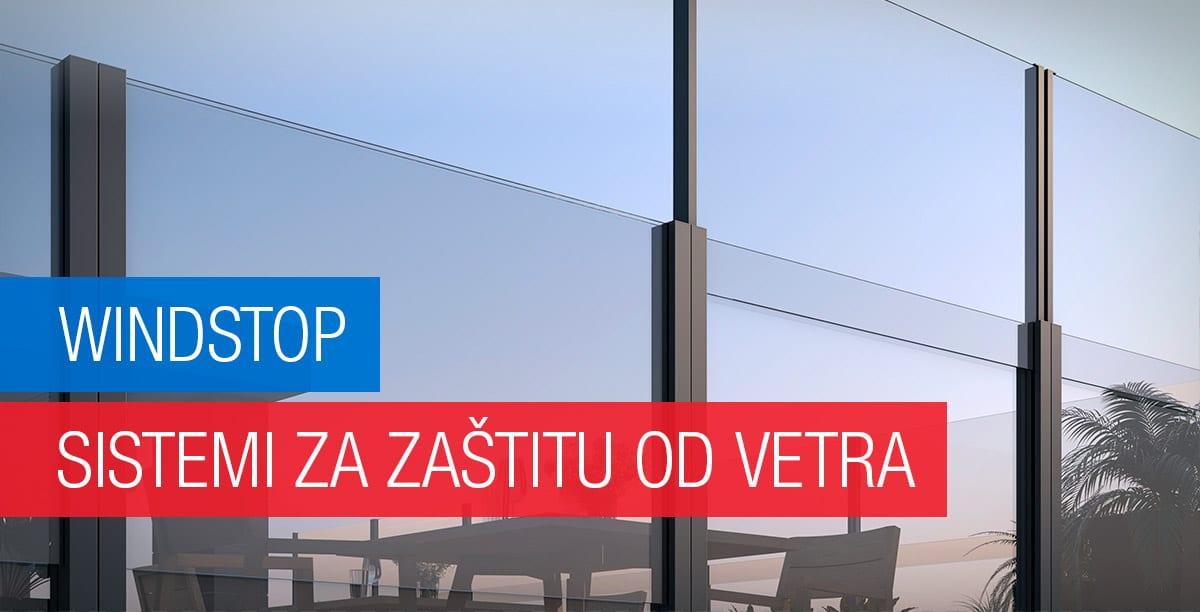 Windstop sistemi za zaštitu od vetra