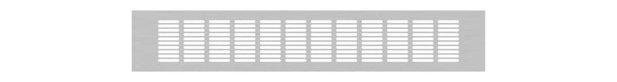 VRS-002 ventilaciona rešetka 85×500 mm