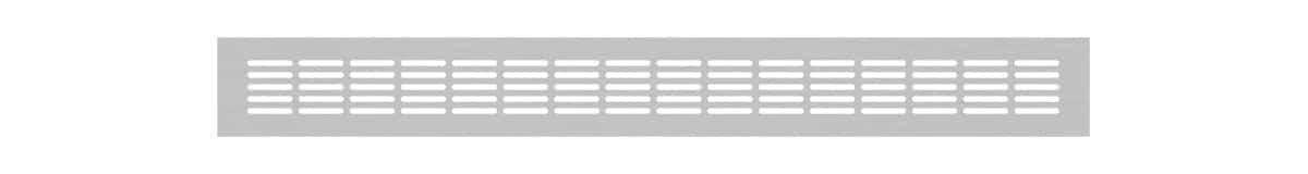VRS-005 ventilaciona rešetka 66×570 mm