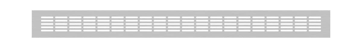 VRS-006 ventilaciona rešetka 66×710 mm