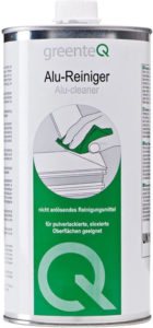 GreenteQ čistač za aluminijum