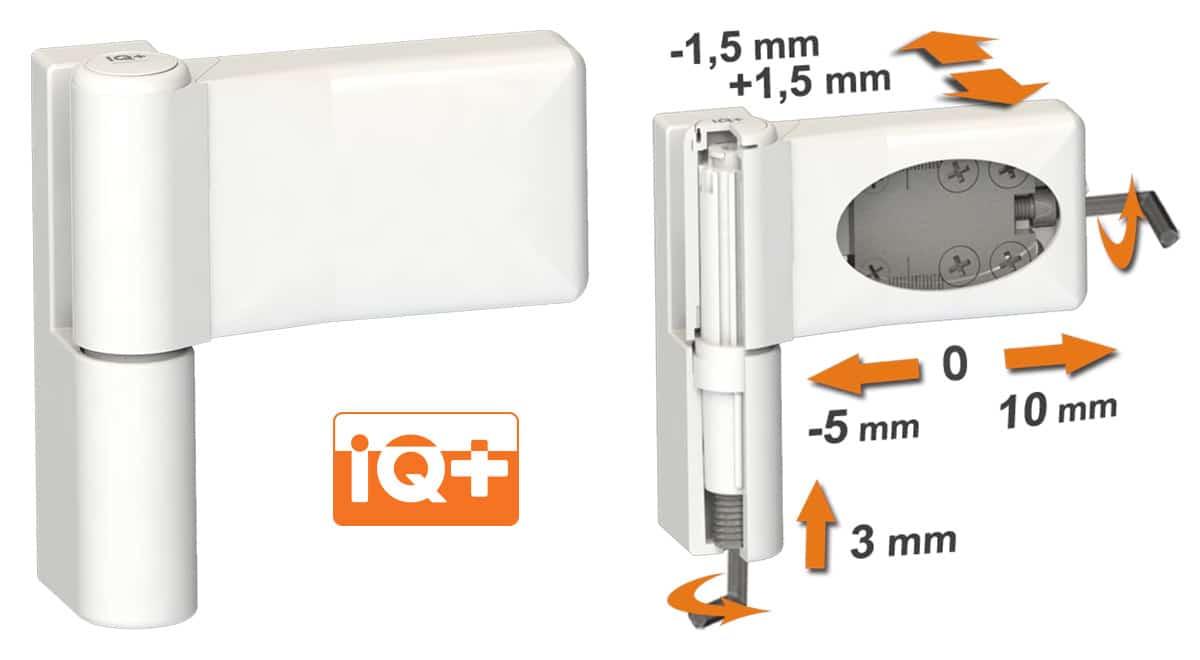 IQ+ 3D šarka