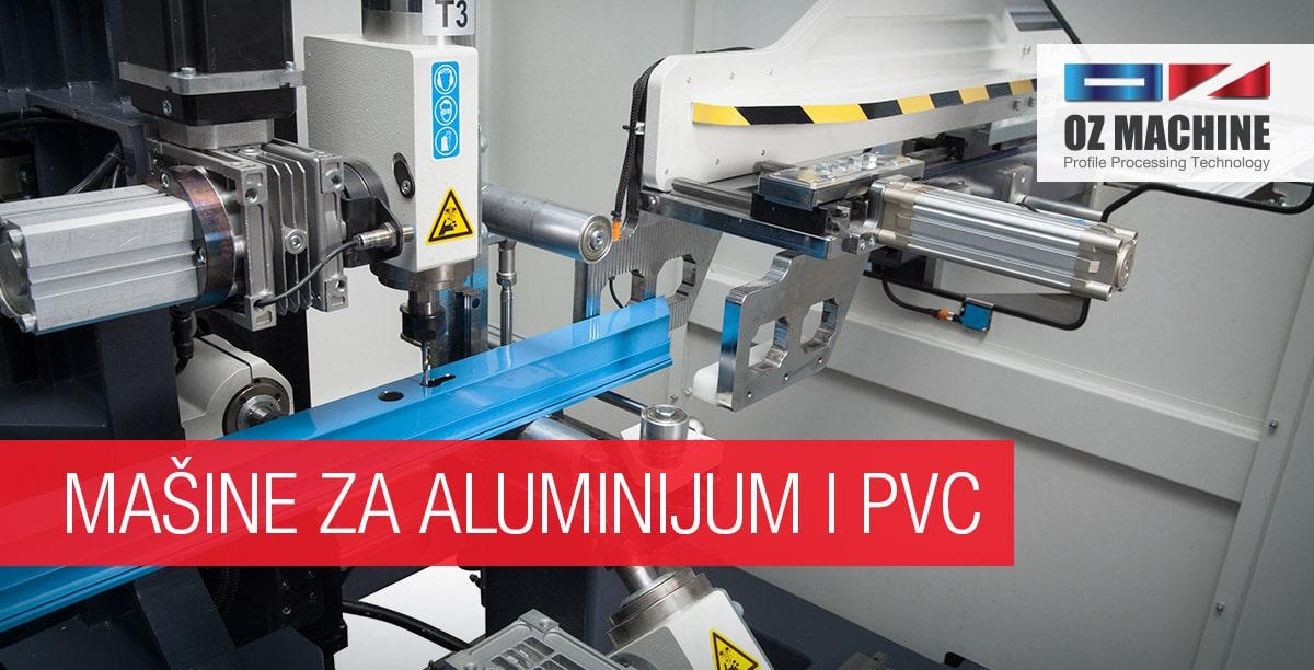 Oz Machine mašine za aluminijum i pvc