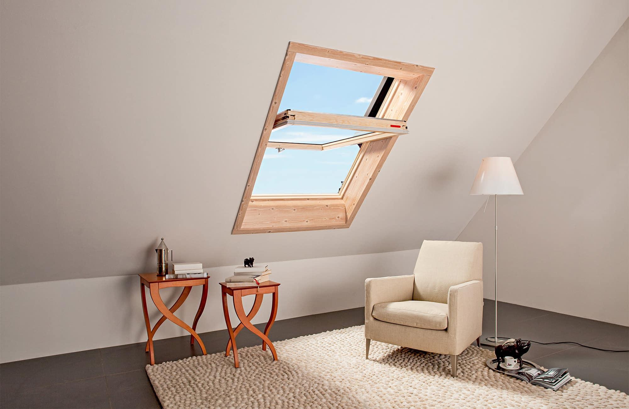 Krovni prozor Roto Designo R6