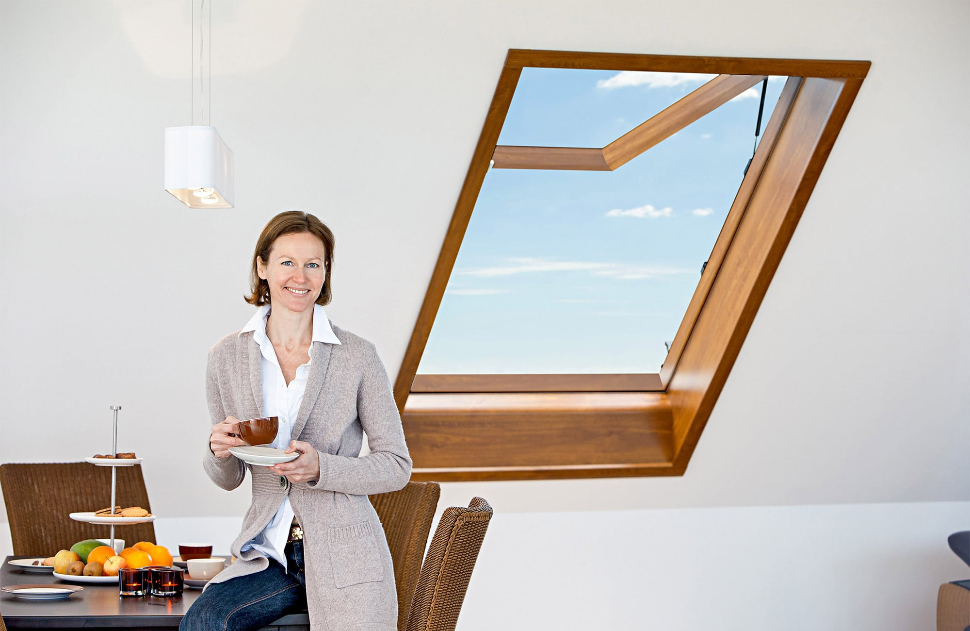 Krovni prozor Roto Designo R7