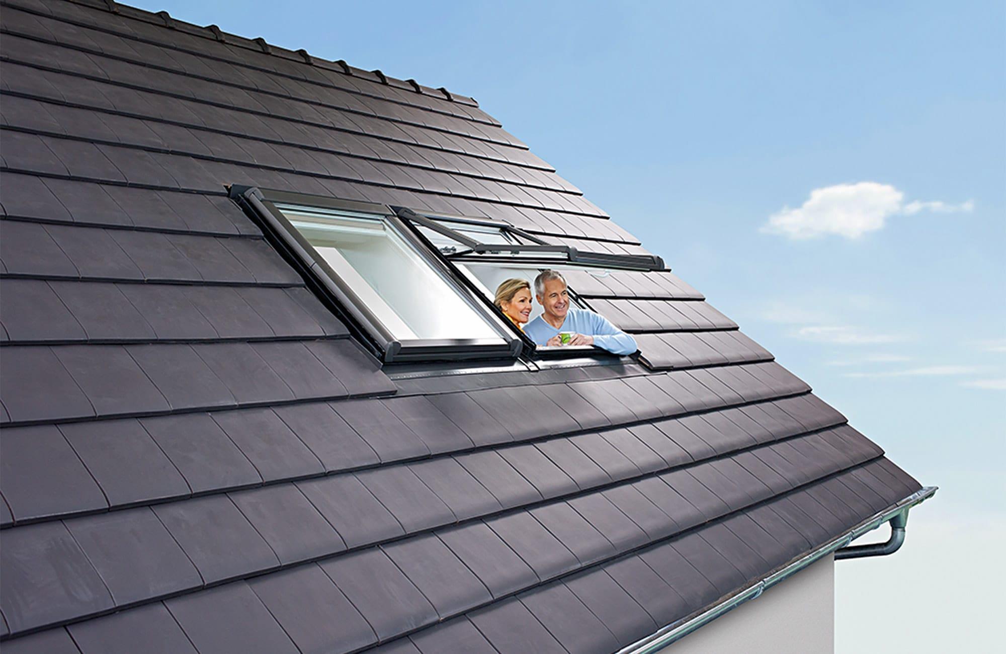 Krovni prozori Roto Designo R7