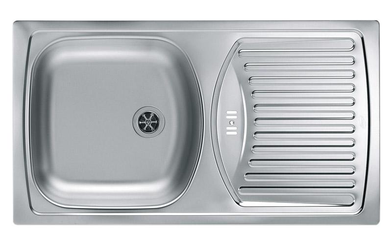 Kuhinjska sudopera Alveus Basic 150 Inox - ⌀60