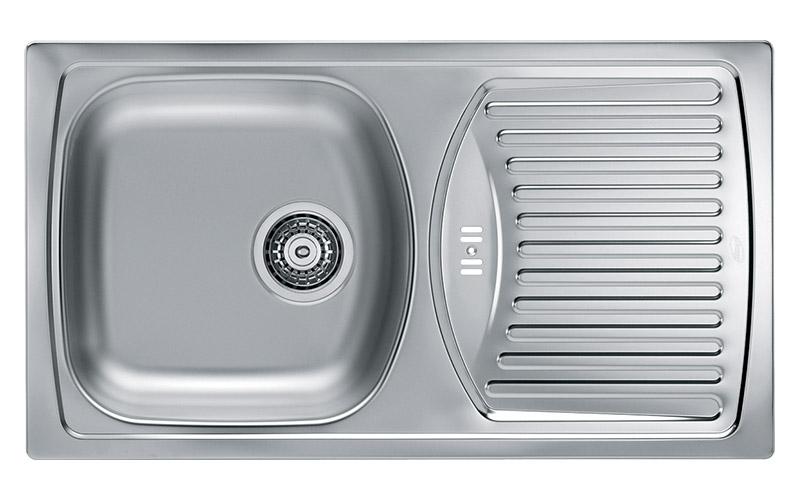 Kuhinjska sudopera Alveus Basic 150 Inox - ⌀90