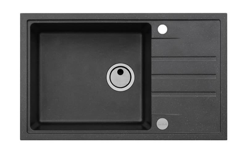 Kuhinjska sudopera Alveus Intermezzo 130 granit crna G91