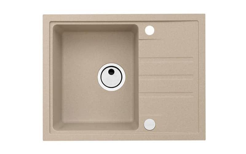 Kuhinjska sudopera Alveus Intermezzo 30 granit bež G55