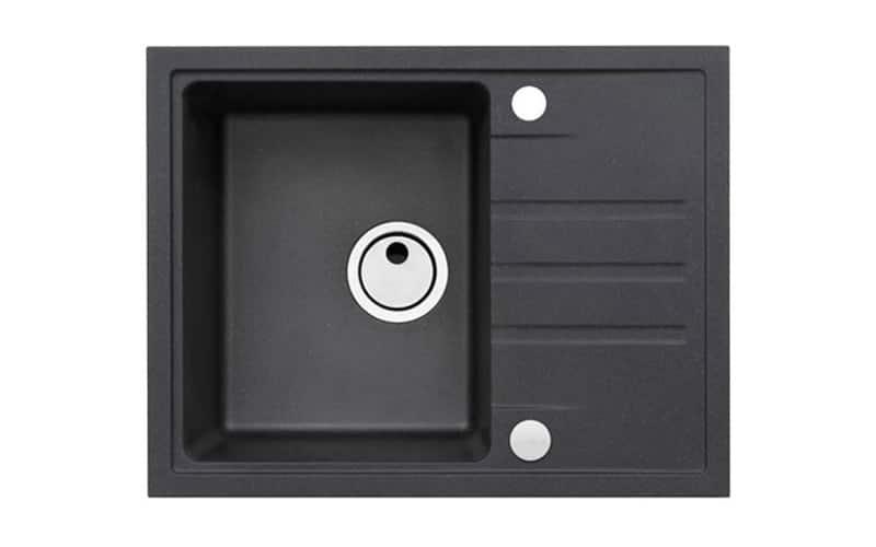Kuhinjska sudopera Alveus Intermezzo 30 granit crna G91