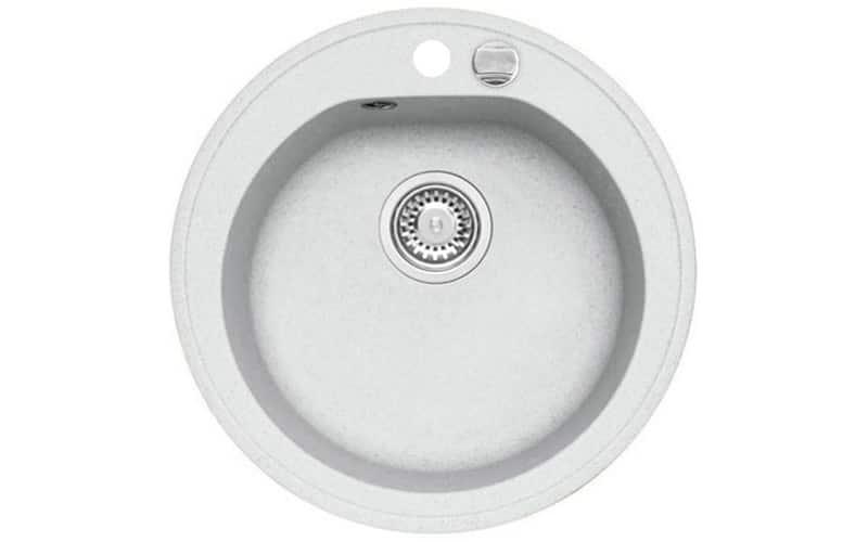 Kuhinjska sudopera Alveus Niagara 10 granit bela G11