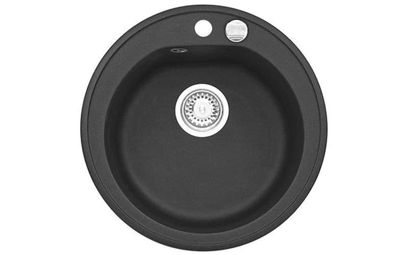 Kuhinjska sudopera Alveus Niagara 10 granit crna G91