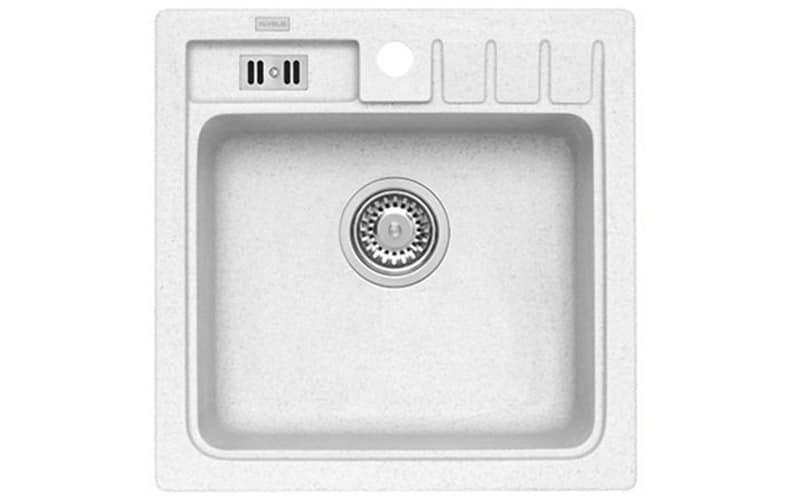 Kuhinjska sudopera Alveus Niagara 20 granit bela G11