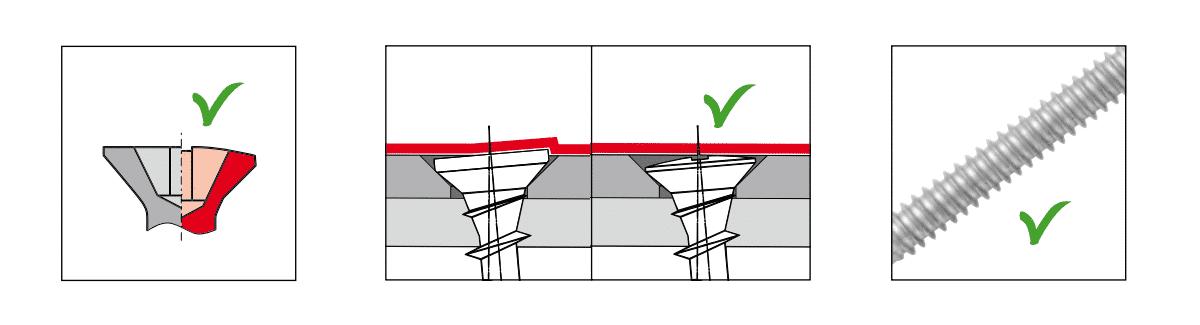 Friulsider šrafovi za PVC i njihove prednosti
