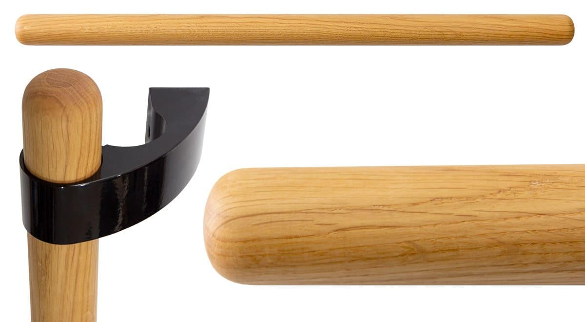 Drveni rukohvati od hrasta