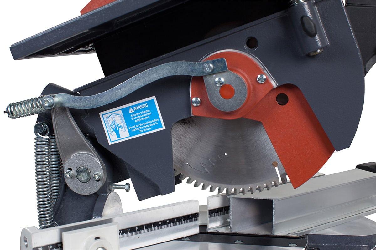 Alfamini Ø250 mm mašina za gerovanje