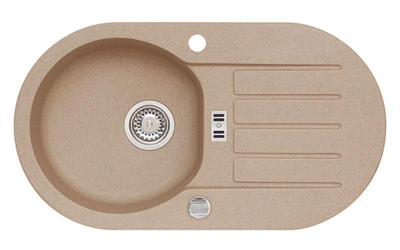 Kuhinjska sudopera Alveus Niagara 40 granit bež G55