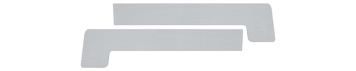 CEP-E0-175MM - Elox aluminijumski čep za okapnicu 175 mm