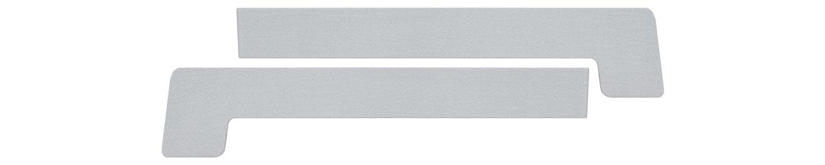 CEP-E0-200MM - Elox aluminijumski čep za okapnicu 200 mm