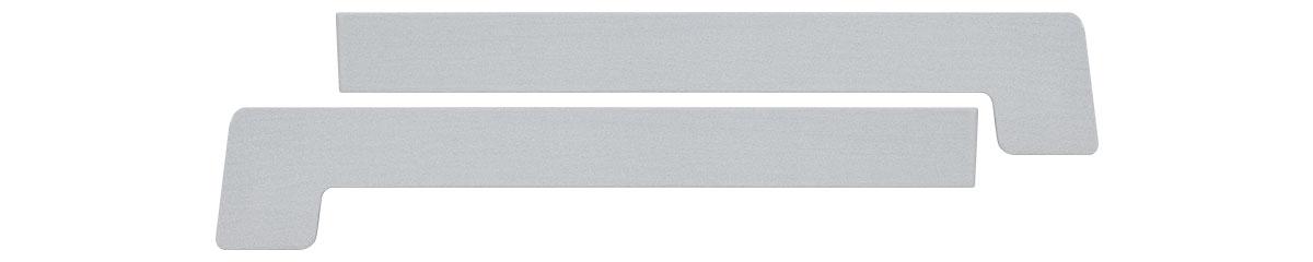 CEP-E0-225MM - Elox aluminijumski čep za okapnicu 225 mm