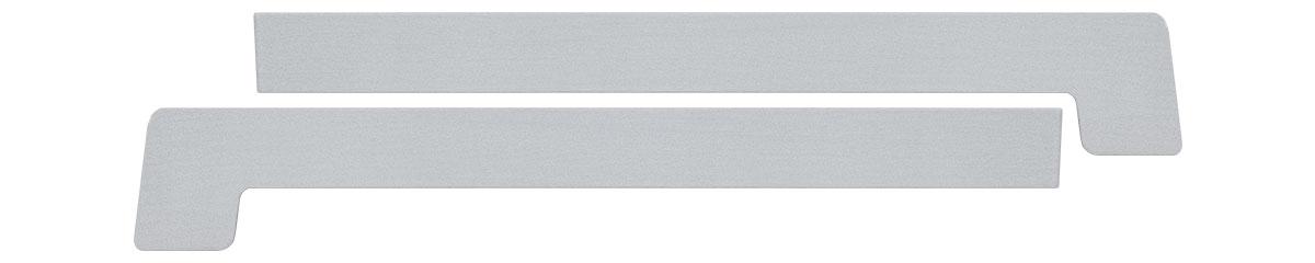 CEP-E0-275MM - Elox aluminijumski čep za okapnicu 275 mm