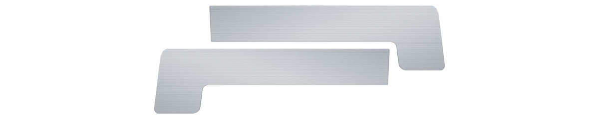 CEP-SIROVI-150MM - Sirovi aluminijumski čep za okapnicu 150 mm