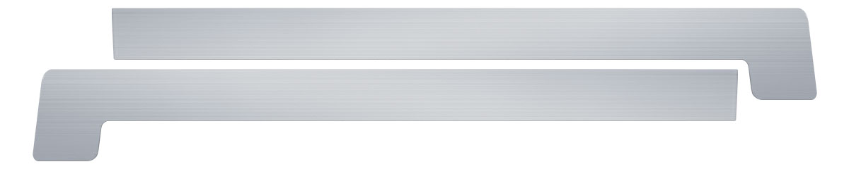 CEP-SIROVI-325MM - Sirovi aluminijumski čep za okapnicu 325 mm
