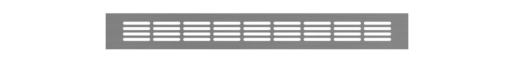 VRS-000B - Ventilaciona rešetka 60×500 mm