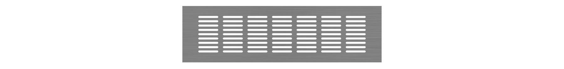 VRS-001 - Ventilaciona rešetka 85×300 mm