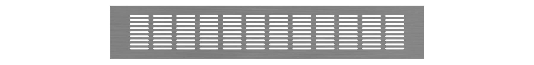 VRS-002 - Ventilaciona rešetka 85×500 mm