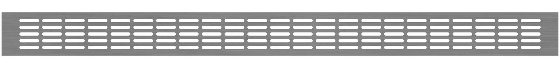 VRS-007 - Ventilaciona rešetka 66×850 mm