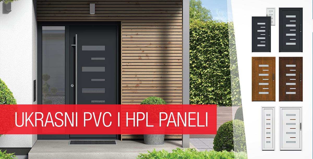 Ukrasni PVC i HPL paneli
