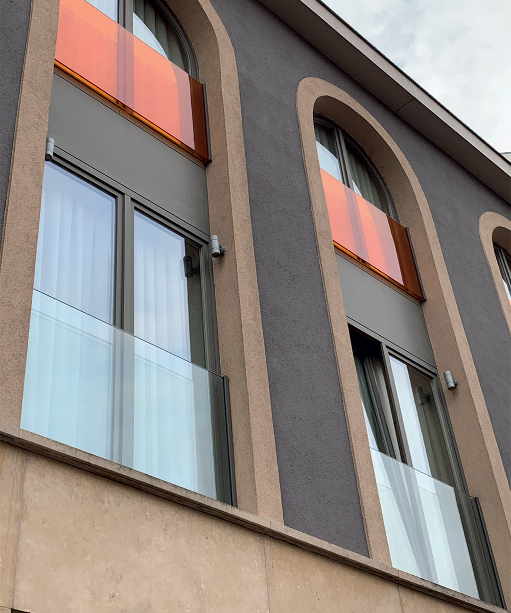J100 - Francuski balkoni - Juliet