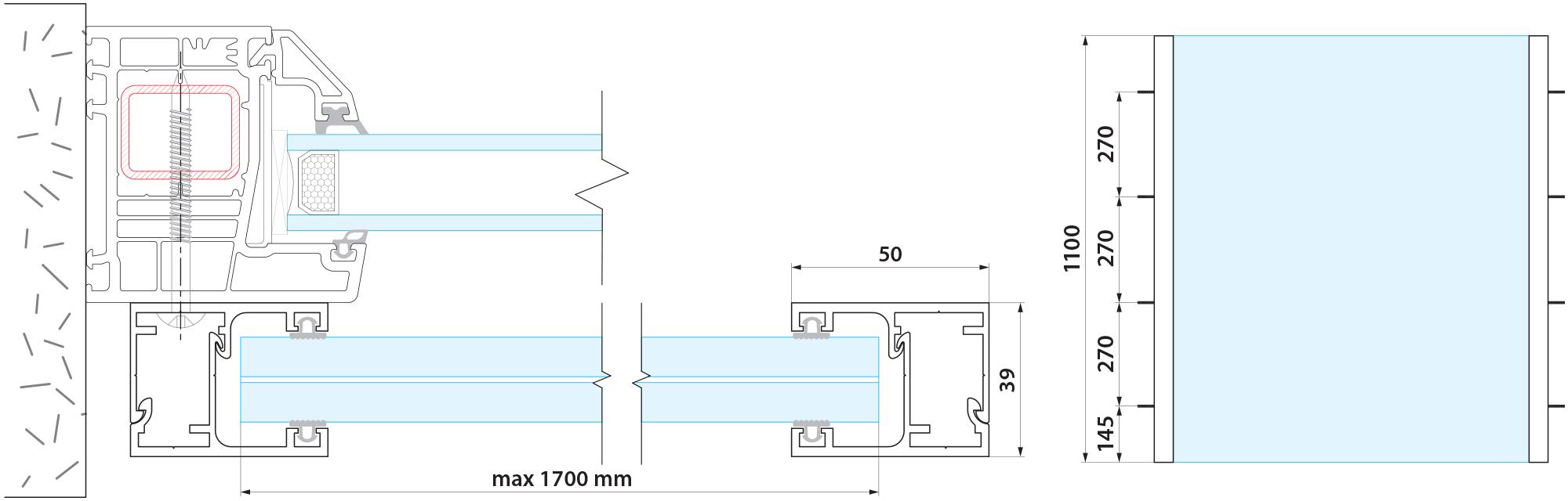 J120 tehnički detalji