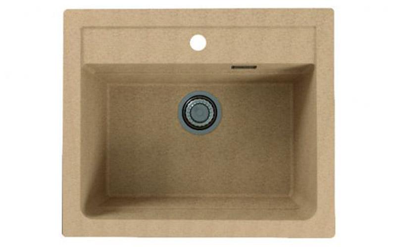 Kuhinjska sudopera Alveus Atrox 30 granit bež G55
