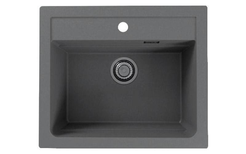 Kuhinjska sudopera Alveus Atrox 30 granit siva G81