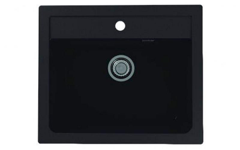 Kuhinjska sudopera Alveus Atrox 30 granit crna G91