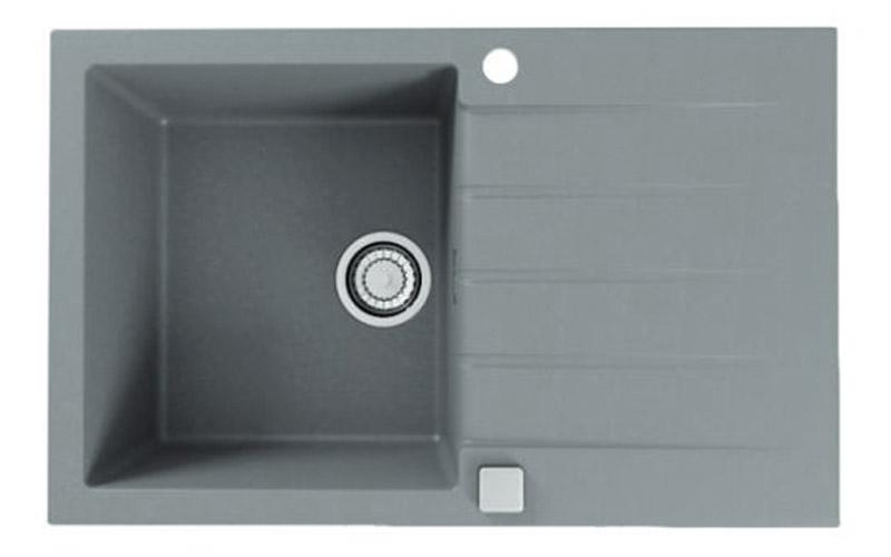 Kuhinjska sudopera Alveus Cadit 20 granit siva G81
