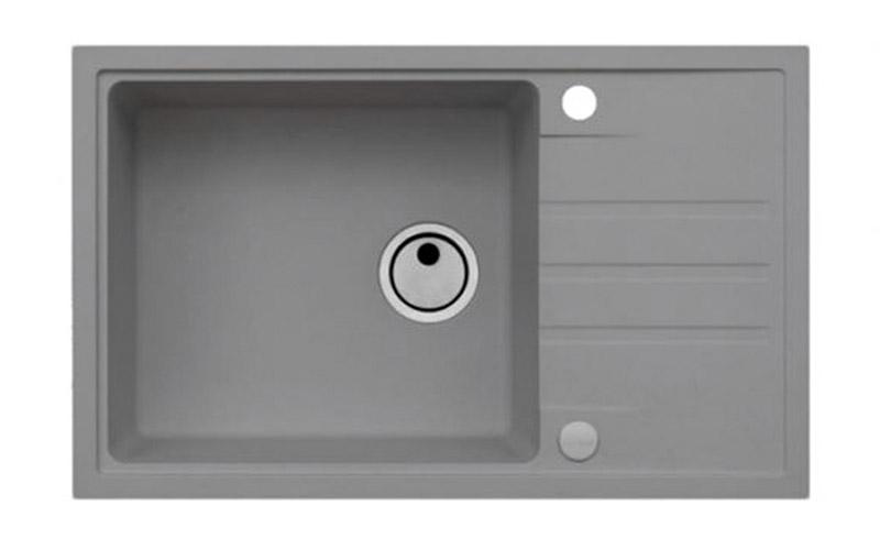 Kuhinjska sudopera Alveus Intermezzo 130 granit siva G81