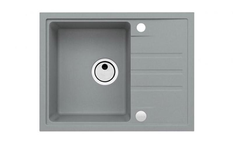 Kuhinjska sudopera Alveus Intermezzo 30 granit siva G81