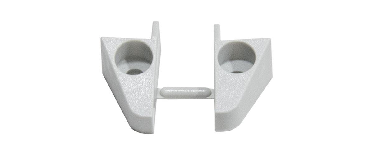DKT-7035-SD - PVC čepovi za okapnice (jednokrilna vrata)